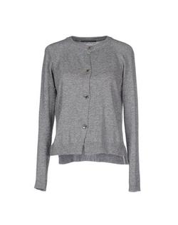 La Camicia Bianca - Round Collar Cardigan