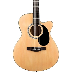 Fender - Concert Acoustic-Electric Guitar