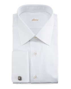 Brioni  - French-Cuff Dress Shirt