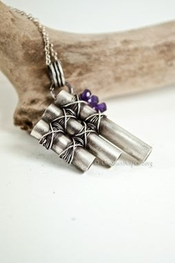 Custom Made - Pan Pipe Necklace