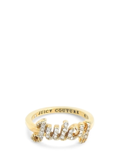 Juicy Couture - Pave Juicy Ring