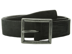 John Varvatos - Harness Leather Belt