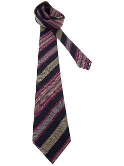 Gianni Versace  - Vintage Striped Tie