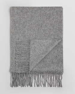 Bloomingdales  -  Cashmere Woven Solid Scarf