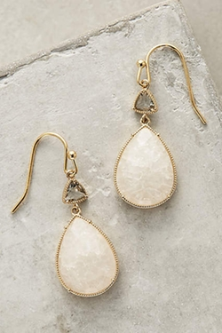 Anthropologie - Aufeis Drop Earrings