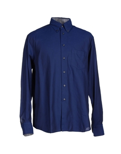 Queensway  - Long Sleeve Button Down Shirt