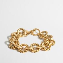 J. Crew Factory - Chain-Link Bracelet