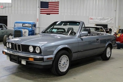 BMW - 1989 3 Series 325i Convertible