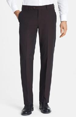 John Varvatos Star USA  - Flat Front Trousers