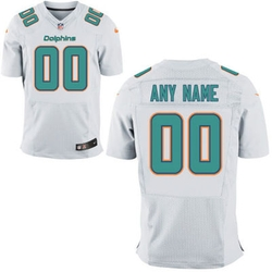 Nike - Miami Dolphins Custom Elite Jersey