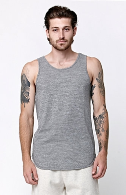 On The Byas - Haze Scallop Tank Top