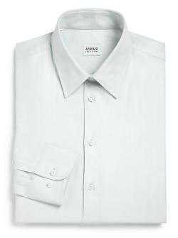 Giorgio Armani  - Twill Oxford Shirt