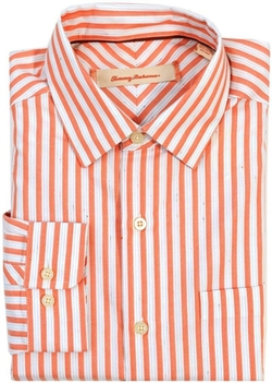 Tommy Bahama - Sultan Stripe Long Sleeve Button Down Shirt
