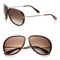 Tom Ford Eyewear - Cyrille Aviator Sunglasses