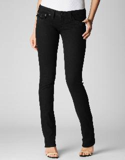 "True Religion - WOMENS ""ORIGINALS"" BILLY LOW RISE STRAIGHT LEG JEAN"