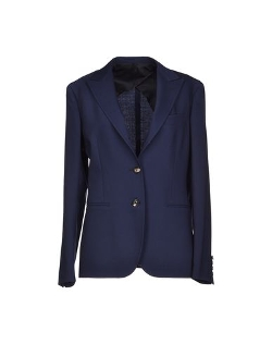 Tonello - Lapel Collar Blazer
