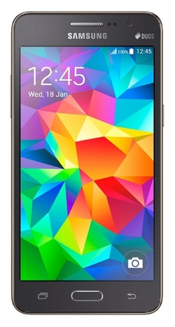 Samsung - Galaxy Grand Prime Duos G530H Smartphone