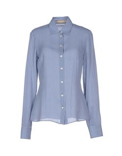 Michael Kors - Stripe Button Down Shirt