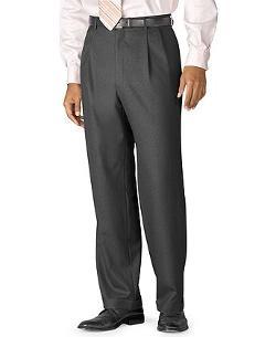 Ralph Lauren  - Wool Double-Reverse Pleat Dress Pants