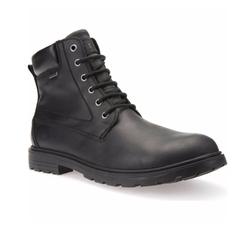 Geox - Makim Waterproof Plain Toe Boots