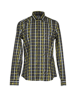 Kenzo  - Check Long Sleeve Shirt