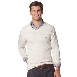 Chaps  - V-Neck Brandford Sweater