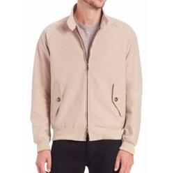 Baracuta - Modern Classic Windbreaker Jacket
