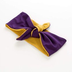 Peppercorn Kids - Two-Tone Stretch Bow Headband