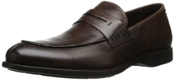 Kenneth Cole New York - Need Supply Leather Slip-On Loafers