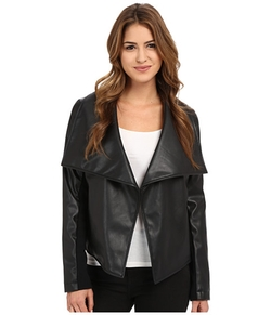 Jack by BB Dakota  - Rizzo Draped Front Jacket