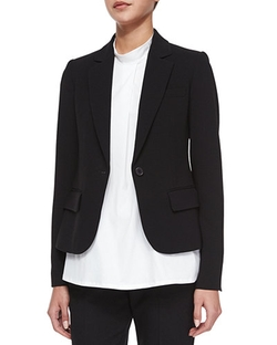 Theory	  - Brescia Long-Sleeve Blazer