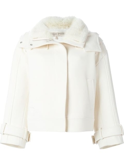 Emilio Pucci - Fur Collar Hooded Jacket