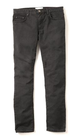Won Hundred  - Dean Black Rinse Jeans