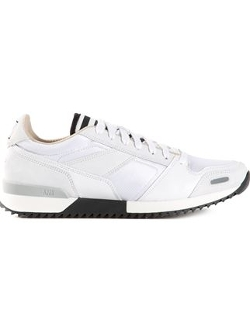 Ami Alexandre Mattiussi - Lace Up Trainer Sneakers