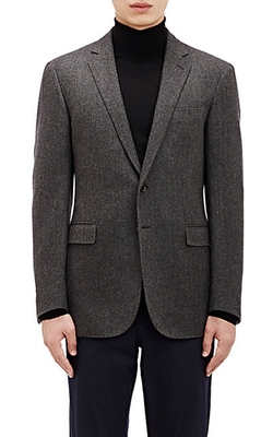 Ralph Lauren Black Label - Two-Button Nigel Sportcoat