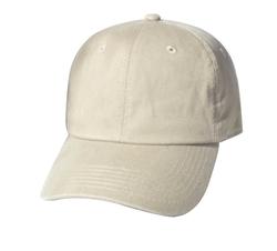 QML  - Cotton Plain Baseball Cap