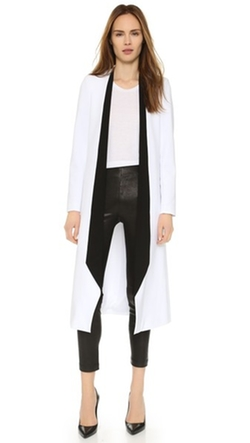 Alice + Olivia - Rosamund Long Draped Coat