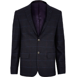River Island - Checked Blazer