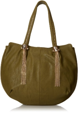 Big Buddha - Sidney Zip Hobo Shoulder Bag