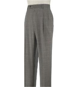 Jos. A. Bank - Executive Wool Pleated Front Trouser