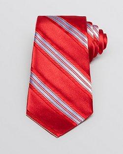 Valentino -  Wide Stripe Classic Tie