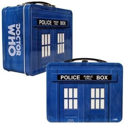 Doctor Who - Doctor Who Tin Tote Lunch Box