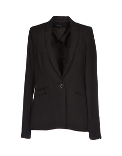 Guess By Marciano - Lapel Collar Single Breasted Blazer