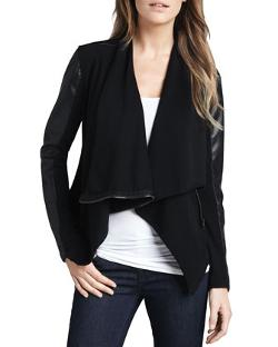 Blank - Private Practice Draped Jacket