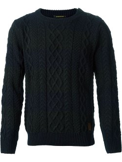 Scotch & Soda  - Cable Knit Sweater