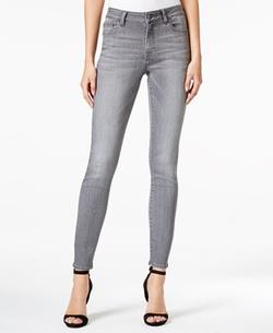 M1858 - Kristen Asphalt Wash Skinny Jeans
