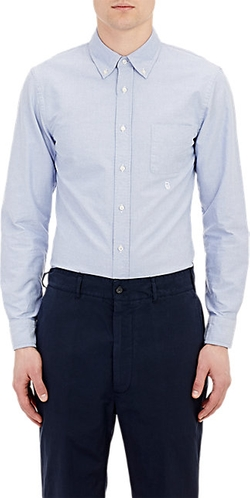 Wooster + Lardini  - Oxford Cloth Shirt