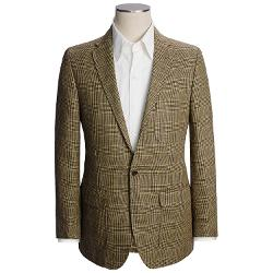 Lands' End  - Tailored Pattern Sport Coat