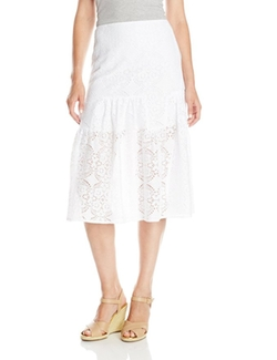 BCBGeneration - Paneled Midi Skirt