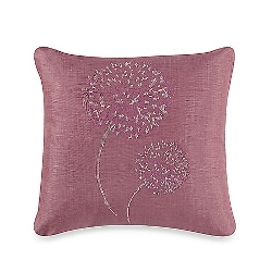 Frette At Home - Pompeii Square Throw Pillow